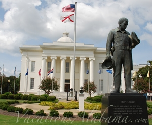Alabama-State-Capital