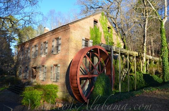 Aderholt Mill Jacksonville Alabama Calhoun County