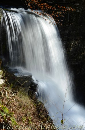 Little Bryant Creek Falls-2nd-Pisgah Gorge