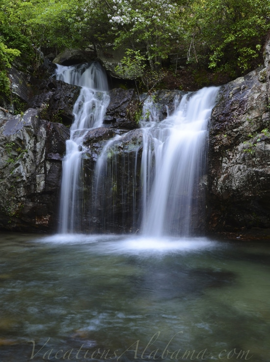 Highfalls- Top Falls-Talladega National Forest