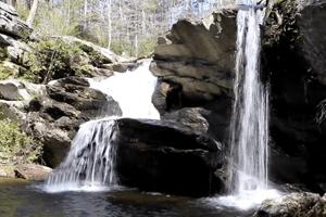 Cheaha Falls-Cheaha Creek