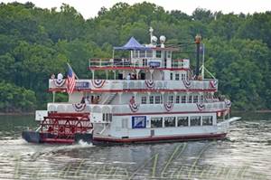 Harriott II Riverboat