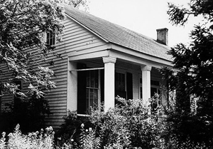 Henry D. Clayton House