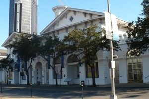 Mobile City Hall and Southern Market