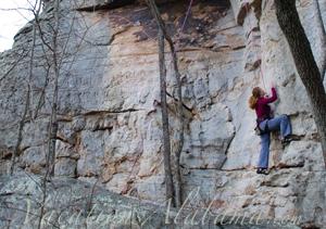 Alabama Rock Climbing