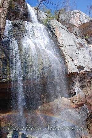 Griffin Falls- Dawson Alabama
