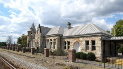 Fort Payne Depot Museum