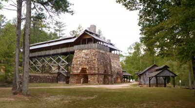 Tannehill Furnace alabama
