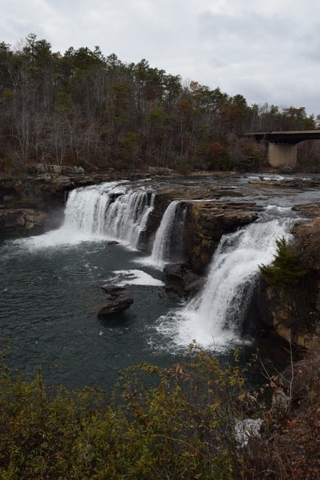 Little River Falls- Little River Canyon National Preserve