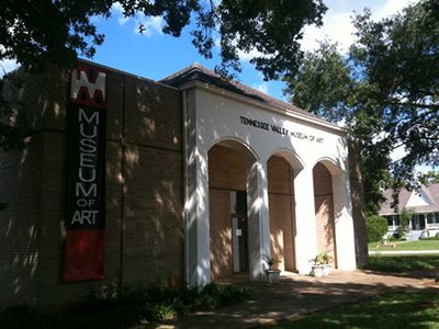 The Tennessee Valley Museum of Art