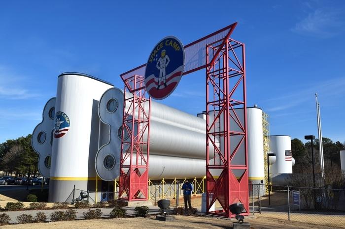habitat-1 US-Space and Rocket Center-Huntsville,Alabama