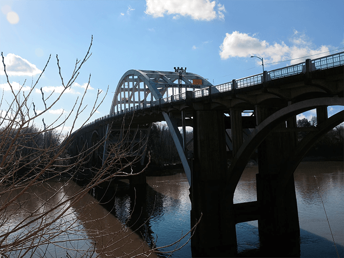 Edmund Pettus Bridge Montgomery Alabama