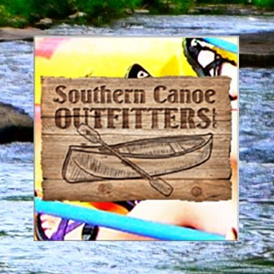 Southern Canoe Outfitters -Kayak and Canoe Rentals- Tallapoosa River -Cleburne County -Alabama