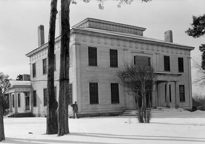 Cunningham Plantation- U.S. NHL- NRHP- Cherokee Alabama