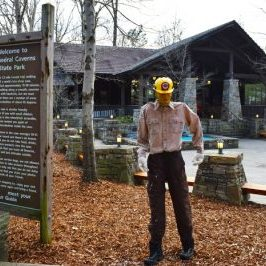 Cathedral Caverns Alabama State Park Woodville Marshall County Alabama Tour Guide