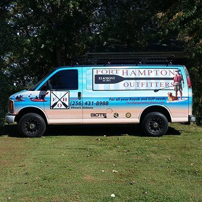 Fort Hampton Outfitter-Elk River Elkmont-Alabama-Limestone County Alabama