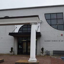 Gadsden Museum of Art-Gadsden,Alabama- Etowah County
