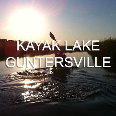 Kayak Lake Guntersville Kayak Rentals On Lake Guntersville