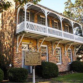 Old Tavern Museum Alabama, Tuscaloosa-Alabama