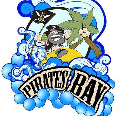 Pirates Bay Water Park -Leesburg .Alabama- Cherokee County