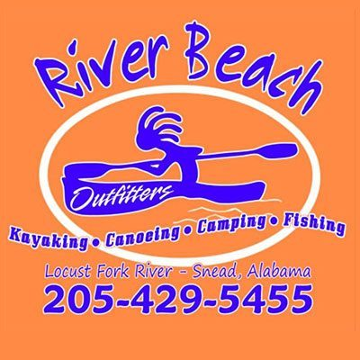 River Beach Outfitters Canoe kayak rental service Locust Fork River