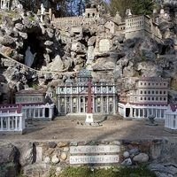 St-Peter-Church-in-Rome-Ave-Maria-Grotto-Cullman-Alabama